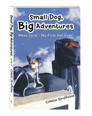 Small Dog Big Adventures - Book