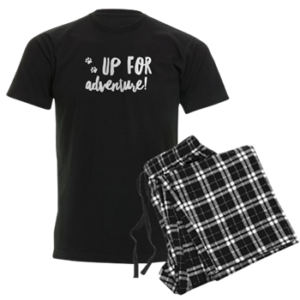 Up For Adventure - Pajamas for Animal Lovers